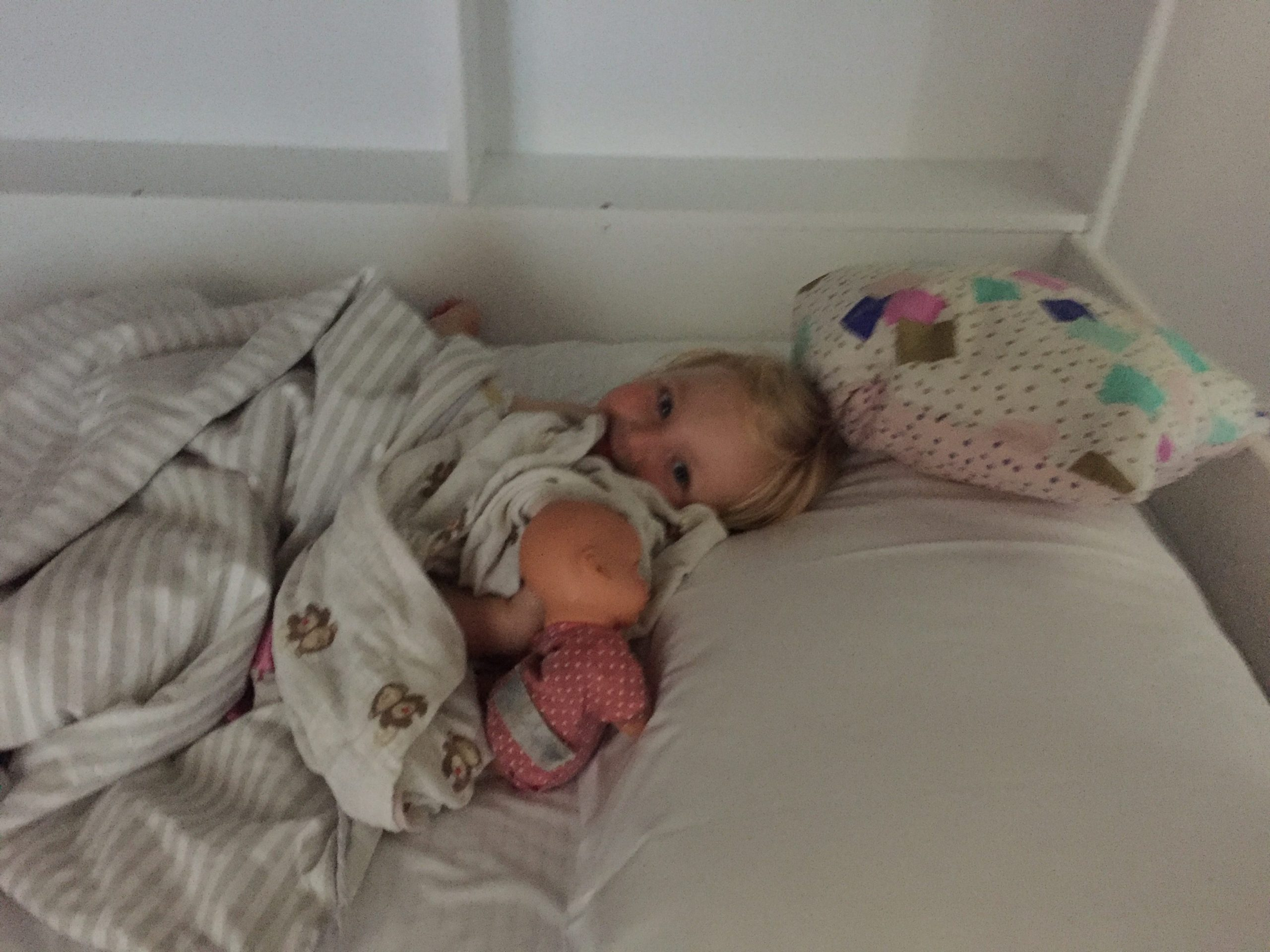 Transitioning your Toddler from a Cot to a Bed