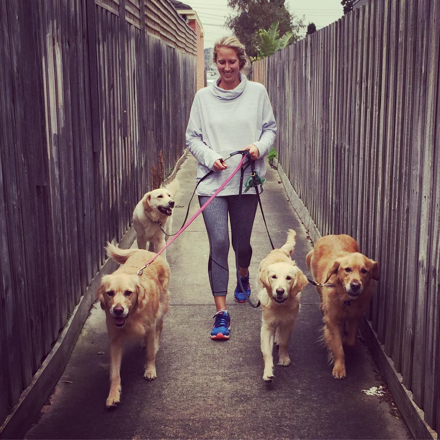 Dog-walking-exercising-lose-weight