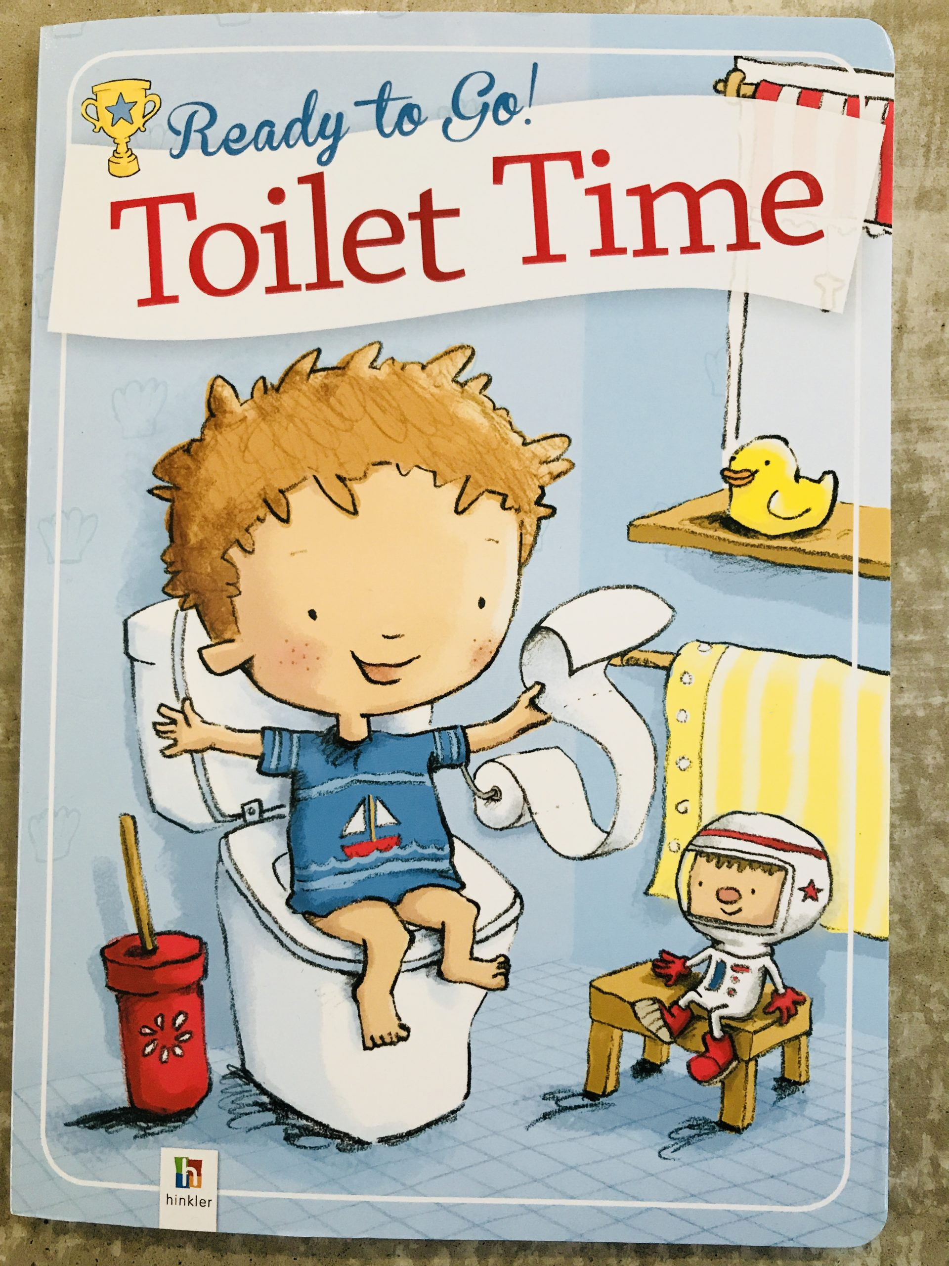 Toilet Train your Toddler