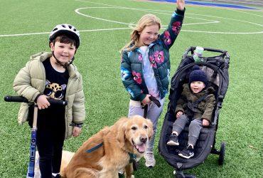 Fun Tools to Help Build Bonds Between Children and Dogs
